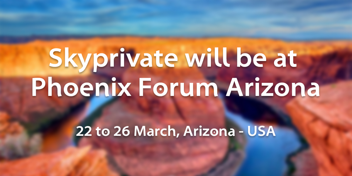 Skyprivate at the Phoenix Forum