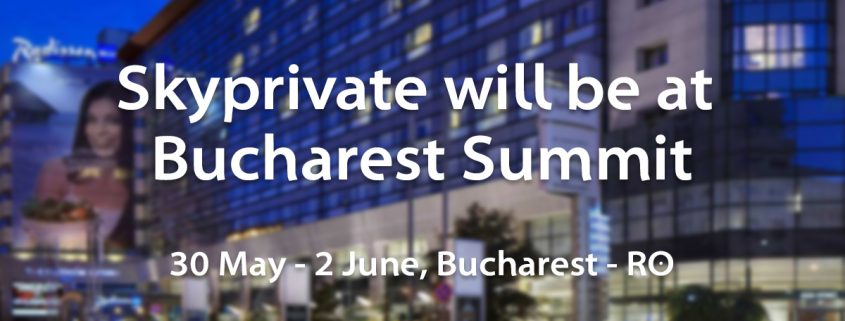 Bucharest Summit Skyprivate Event
