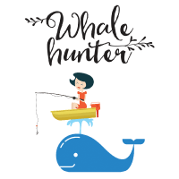 Whalehunter Bucharest Logo